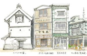 昭和の街並@江戸東京たてもの園