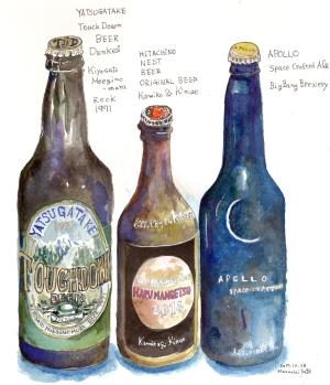 三日月座 セレクション・ビール