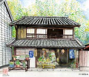 小泉八雲避暑の家@明治村