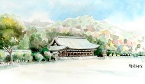 奈良への想い・・・橿原神宮