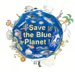 Save the Blue Planet !