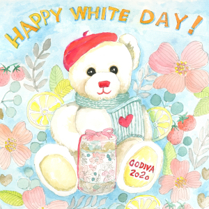 Happy White day !