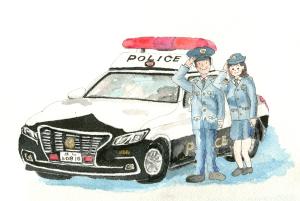 パトロールカー